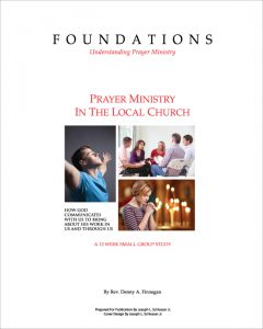 Foundations - Denny Finnegan - Small Group Prayer Guide
